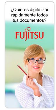 Scanners para Documentos Fujitsu